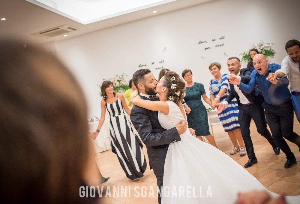 Ballo sposi Hotel Minerva