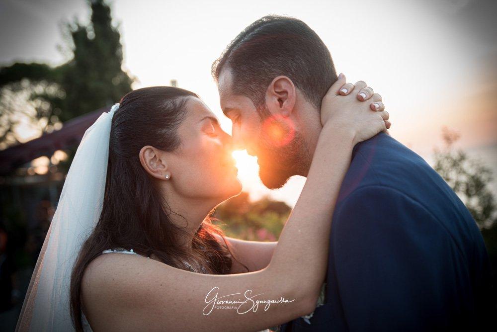 Matrimonio ad Agropoli - Sposi
