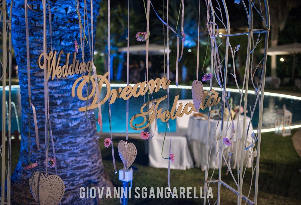 dettagli matrimonio - Hotel Minerva a Paestum