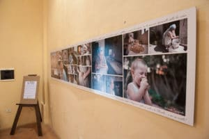 Mostra fotografica reportage il tempo del pane a Trentinara