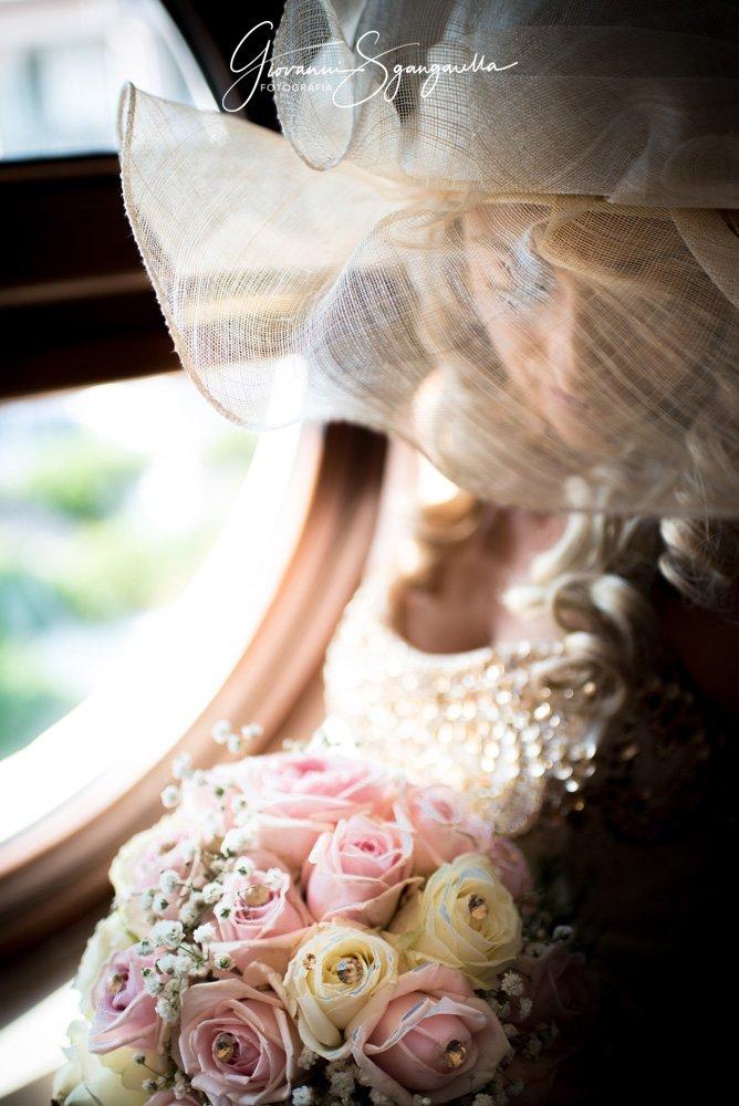 Sposa all'Araba Fenice a Paestum