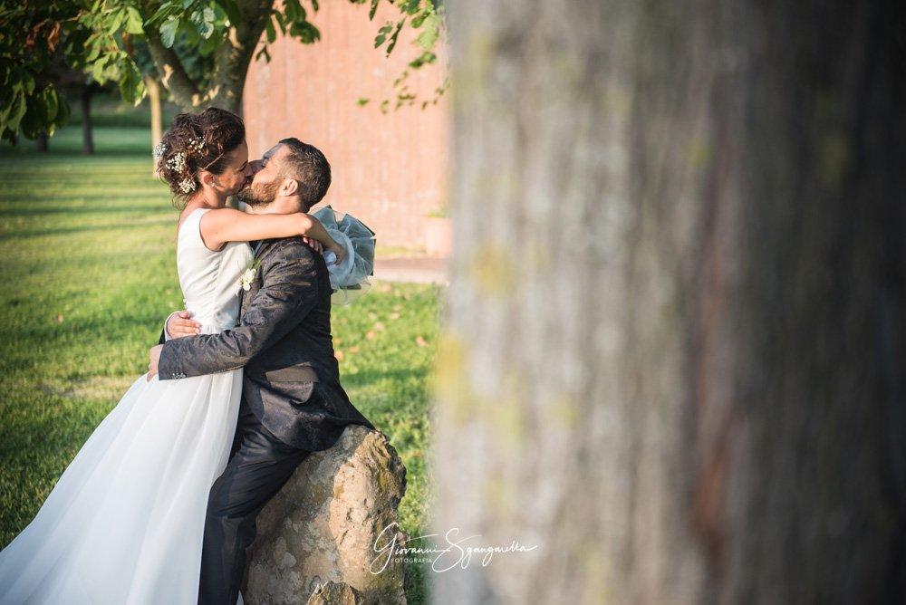 Sposi al Parco Le Trabe di Paestum