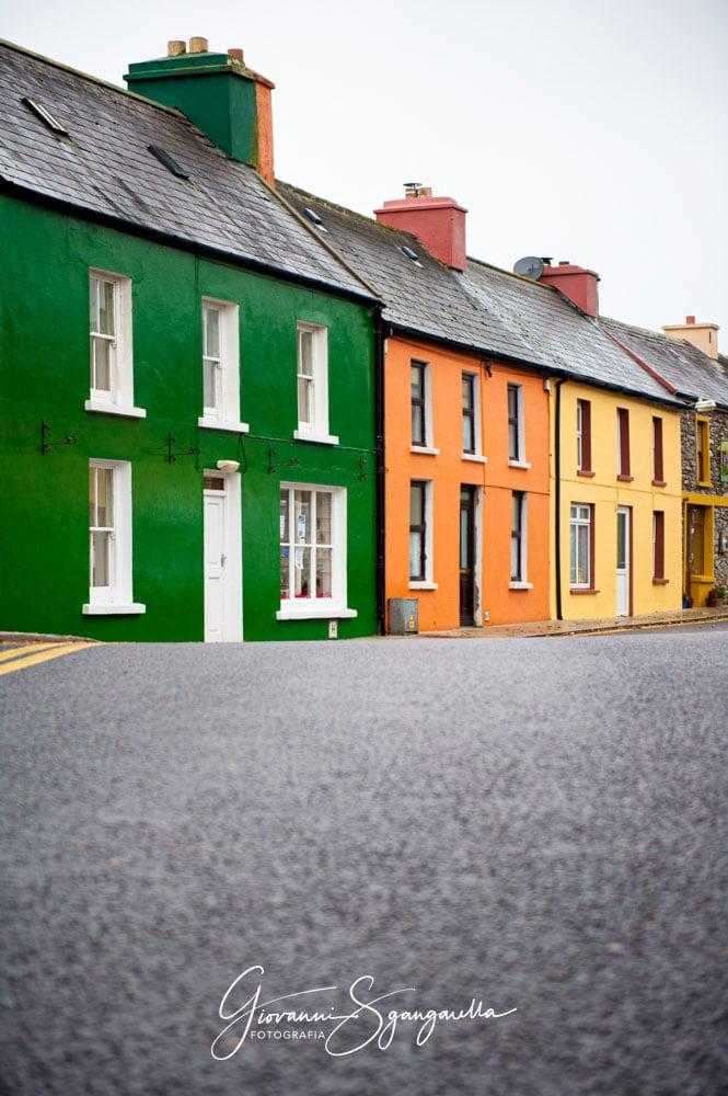 Colori case Irlanda