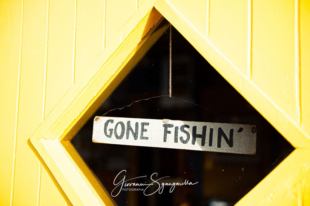Gone fishing pub irlanda
