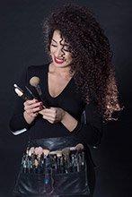 Jessica Tomasino - Make-up artist