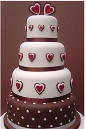 App Wedding Cakes Ideas