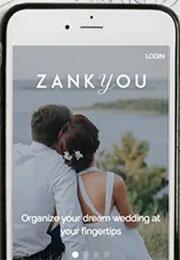 App matrimonio ZankYou