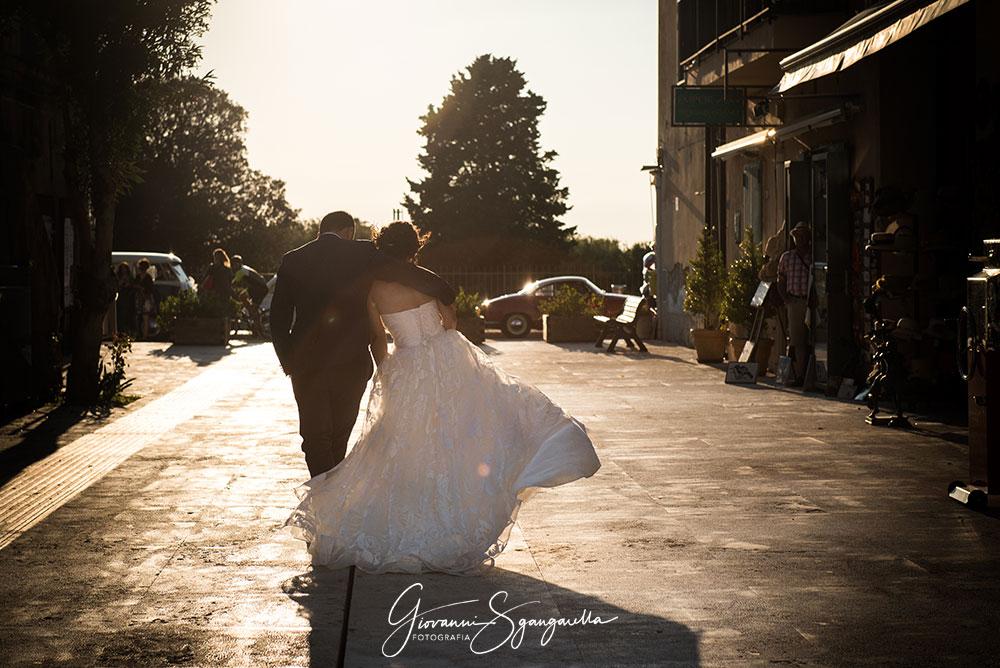 Le fotografie di matrimonio con o senza uso del flash?